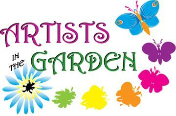 Artists in the Garden Hearth Place Cancer support
